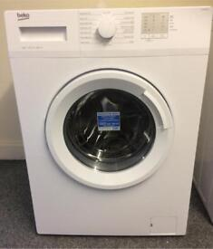 Brand new Beko 6 kg ,1200 spin washing machine.Model WTG620M1W. Brand New