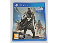 SONY PLAYSTATION PS4 GAME DESTINY EXCLUSIVE CONTENT ACTIVISION BUNGIE PAL 16.*