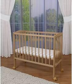 Co-sleep cot