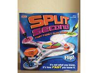 Split Second Fun Family Quiz Game