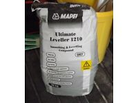 Mapei self levelling compound 2 X 20kg