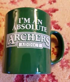 Archers Addict Mug (NEW)