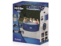 Bestway Lay-Z-Spa Inflatable Monaco Airjet Heated Hot Tub Spa 6-8 Person NEW!!