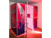 Hire a Karaoke Video Booth For Your Event.
