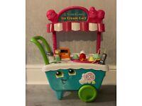 Leapfrog toys/robot dog/VTech unicorn