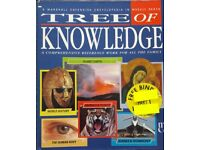 Tree of Knowledge Encyclopaedia Books/book – post or collect