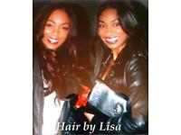 Mobile Hairdresser For Afro and European hair, weave extensions and more