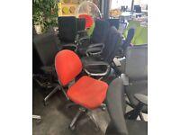 Joblot Ex Office Chairs