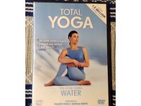Total Yoga, the flow series Water Dvd workout