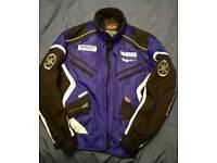 Yamaha motorbike jacket