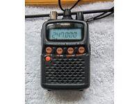 Yaesu VR120D COMMUNICATIONS RECEIVER / Scanner