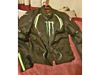 Alpinestar motorbike summer jacket.