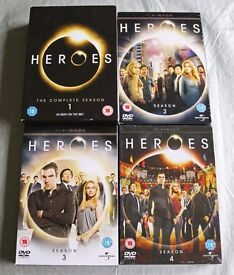 Heroes DVD Box Sets