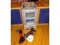JVC Speaker System UX-T55