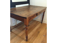 1870s French Antique Dining Table