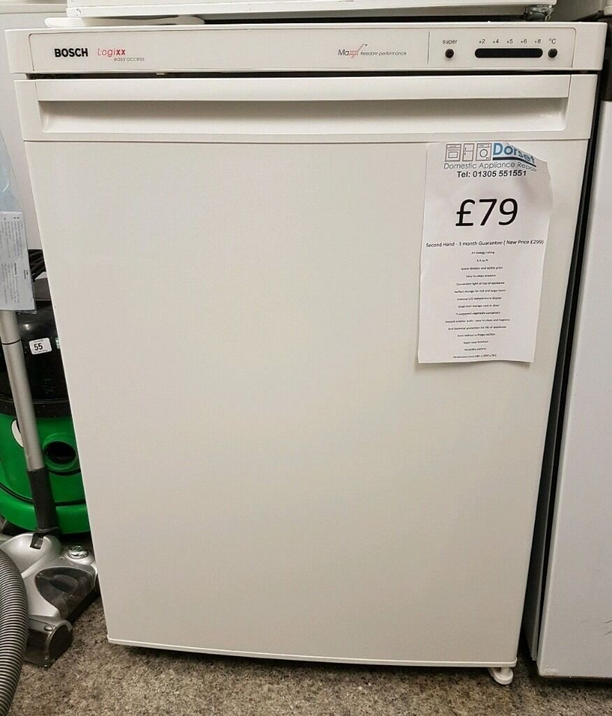 bosch logixx easy access fridge disabled elderly maxx freedom performance dorset in weymouth. Black Bedroom Furniture Sets. Home Design Ideas