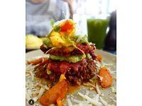 Chef De Partie & Commis Chef - Brunch Cafe - daytime hours - innovative cuisine