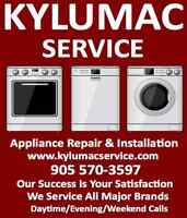 Kylumac Service - Appliance Repair & Installation