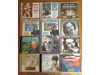 Classic War Time Hits, 12 Cd's, 288 Songs