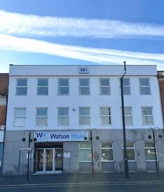 WATSON HOUSE OFFICE TO LET - £375 PER MONTH - HOLDENHURST ROAD, SPRINGBOURNE.