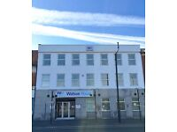 Modern Offices To Let - Watson House - Holdenhurst Road, Springbourne -From £200 per month.