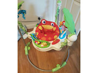 Fisher Price Forest & Friends Jumperoo - Excellent condition