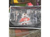 Rare promotional cinema banner- sin city 2