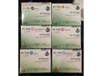 Epsom Stylus Photo 1400/1400 Printer Ink Cartridges (37 in total)