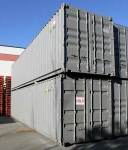40 Ft Good Order Shipping Container