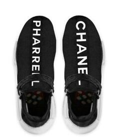 1670a18ba adidas Human Race NMD Pharrell x Chanel used only few time look new UK 10
