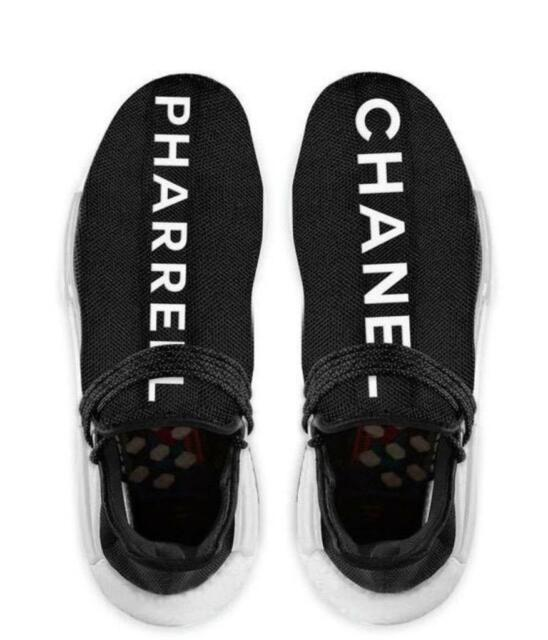 new concept 5de7d 5521e adidas Human Race NMD Pharrell x Chanel used only few time look new UK 10 |  in Hayes, London | Gumtree