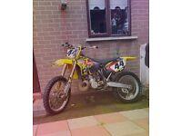 Rm250 2stroke 2008 k8