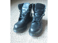 Doc Martens Steel-Toe Safety Boots 9