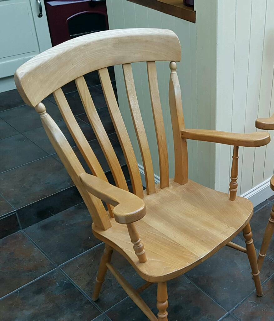 Carver kitchen / dining chair (single)