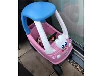 Little Tikes children's ride on car toy