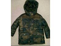 Zara Padded Coat