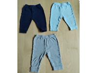 3 Piece Luvable Friends Baby Clothes Bundle Set 6-9 Months