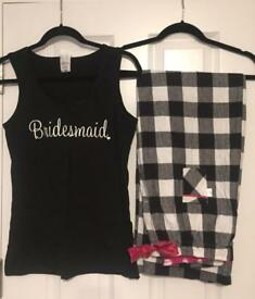 Bridesmaids pyjamas never worn