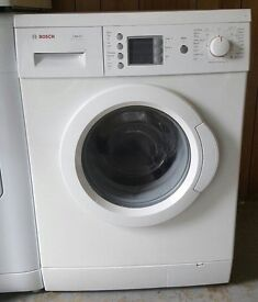 £140 7KG Bosch Washing Machine - 6 Months Warranty