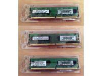 NEW Hynix/Samsung/ProMOS RAM Memory PC2-5300 DIMM DDR2 667 MHz (BUNDLE)