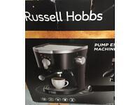 Russel Hobbs Pump Espresso Machine