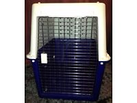 IATA airline approved medium Dog crate kennel pet carrier transport - brand new, never used