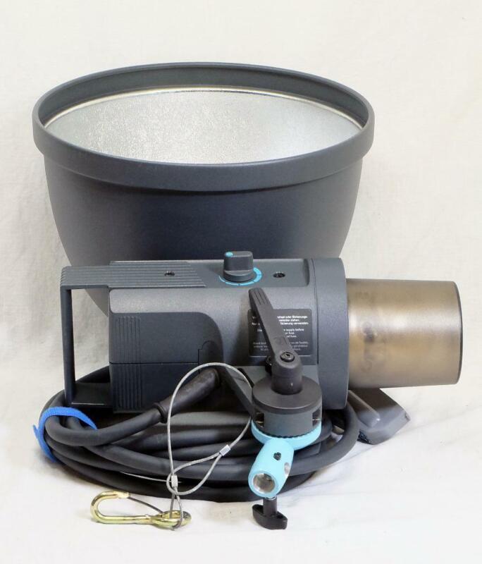 Broncolor Pulso G 3200J watt flash head w/ reflector - PERFECT! Must See! (8854)