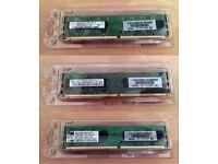 NEW Hynix/Samsung/ProMOS 1GB RAM Memory PC2-5300 DIMM DDR2 667 MHz (BUNDLE)