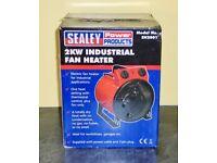 Sealey 2 kw Industrial Fan heater model EH2001