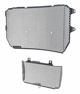 Evotech Performance Radiator & Oil Guard Kit for Yamaha FZ-10 & MT-10 / MT-10 SP