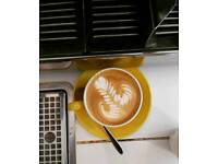 Barista/all rounder full time position