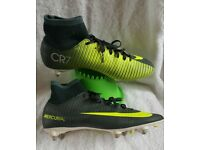 Rugby boots size 7