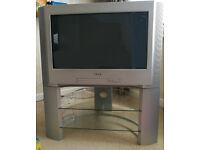 "SONY Trinitron 28"" TV and Stand - KD28DL11U for Sale"