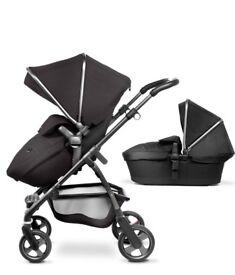Silver cross wayfarer & car seat